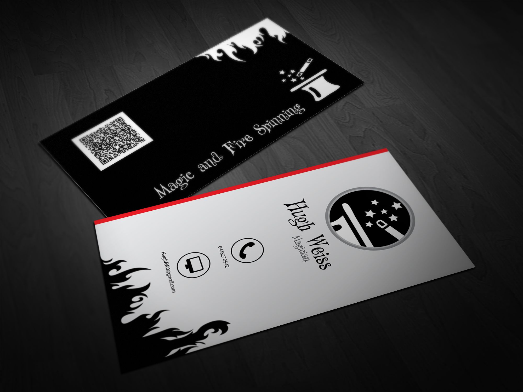 Premium Business Card Design Service