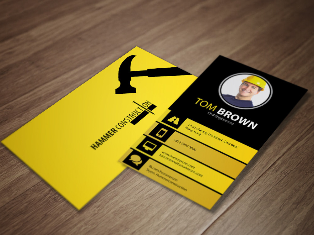 Premium business card design service double infinity business card design service previous next colourmoves