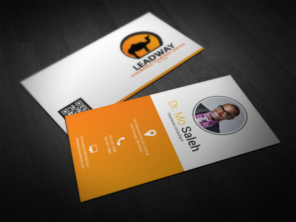 BUSINESS CARDS | Double Infinity - Part 2