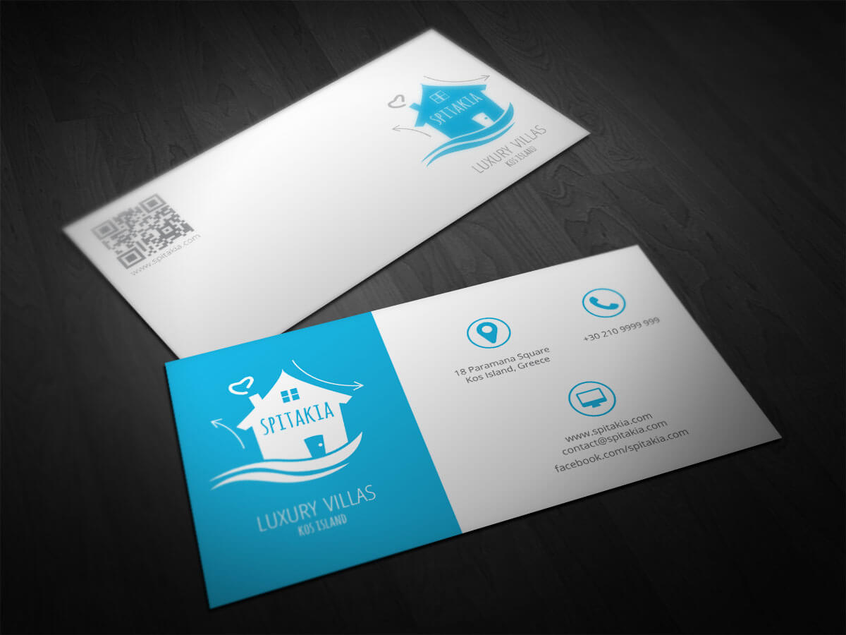 BUSINESS CARDS | Double Infinity