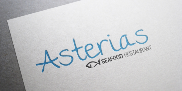 Sea Food Restaurant Logo