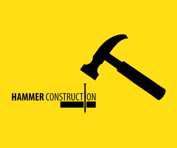 Hummer Construction Logo