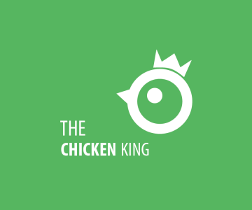 The Chicken King Logo