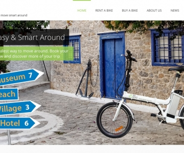 Ecobike Electric Bikes Website