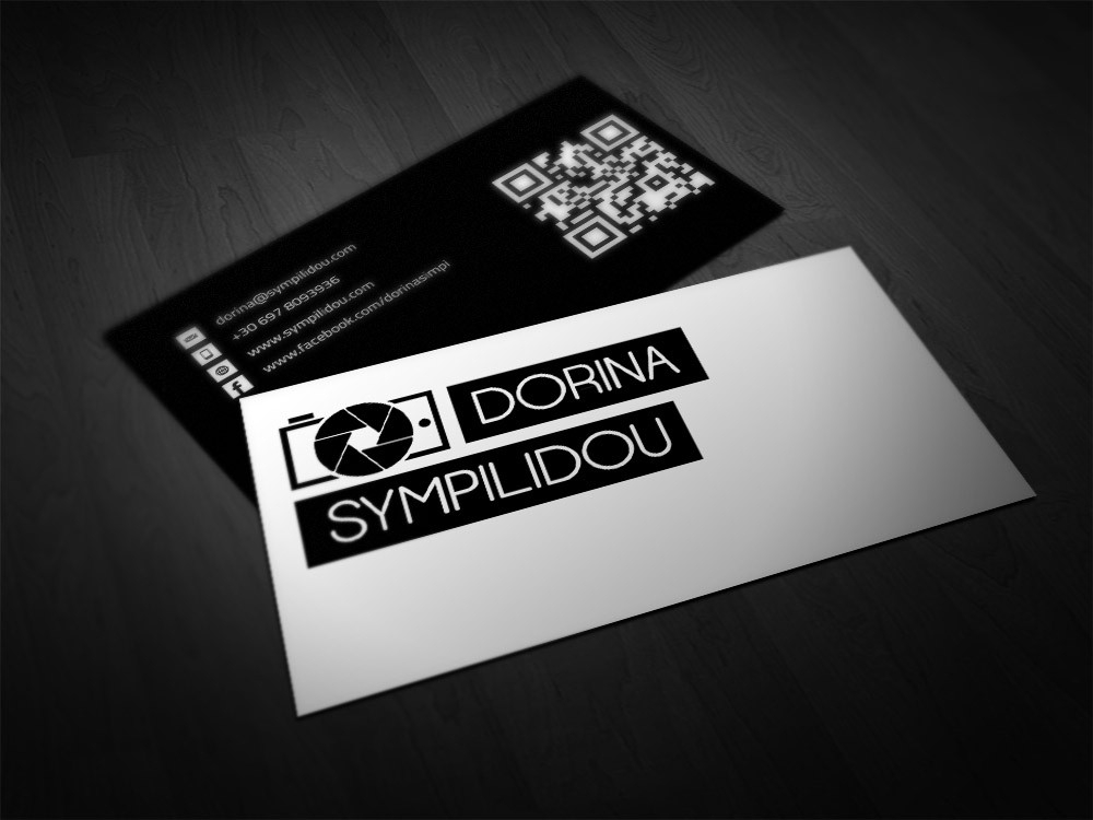 Double Sided Professional Business Card Design