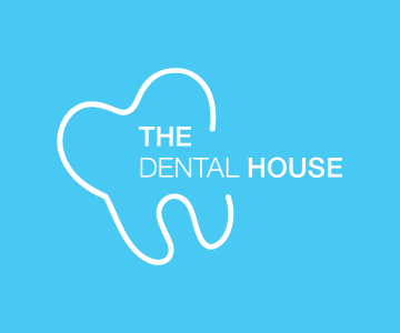 The Dental House Dentist Logo