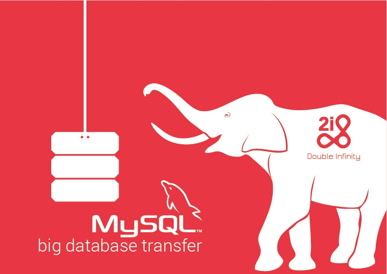 Big Database and Files transfer to a new Server