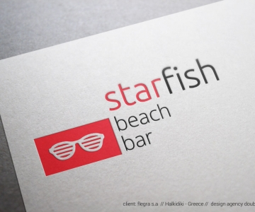 Starfish Beach Bar Logo