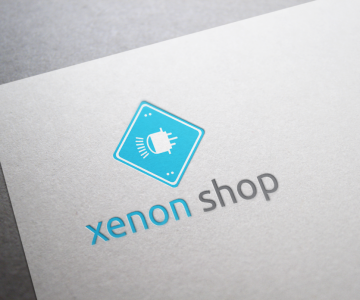 Xenon Lamp Workshop Logo